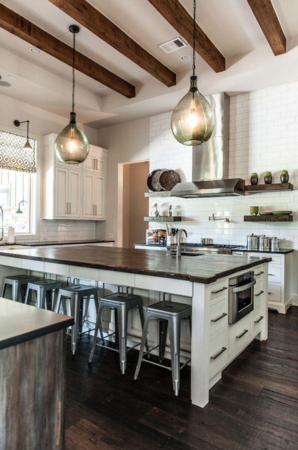 Kitchen - transitional