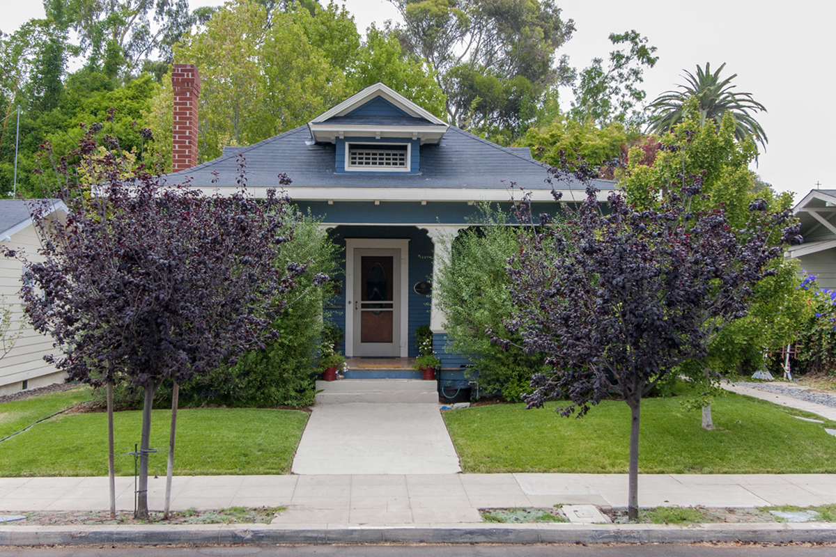 California Craftsman Symmetry