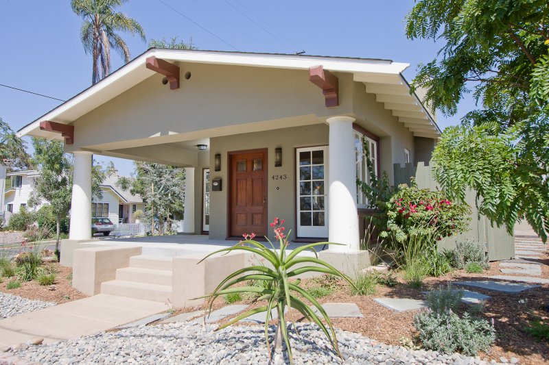 Classic Mission Style Home