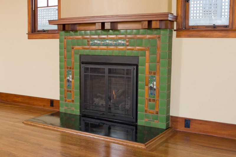 Restored Period Fireplace Surround