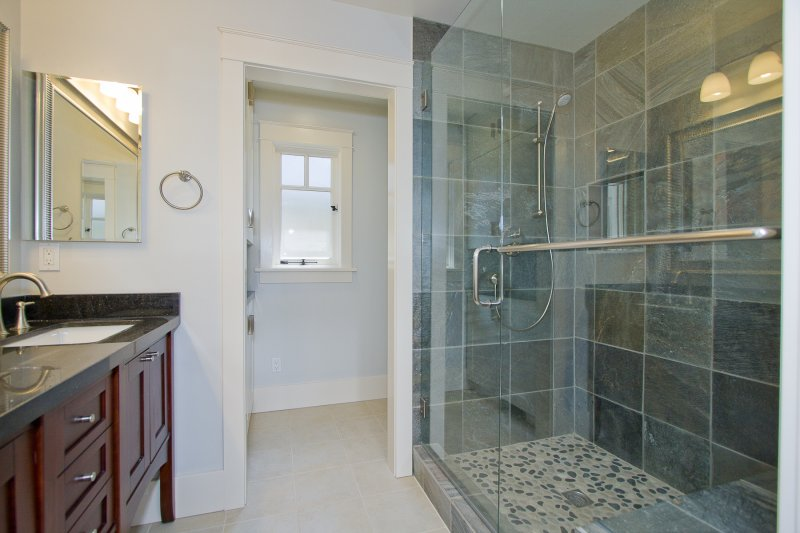 Bath and Shower Modernized