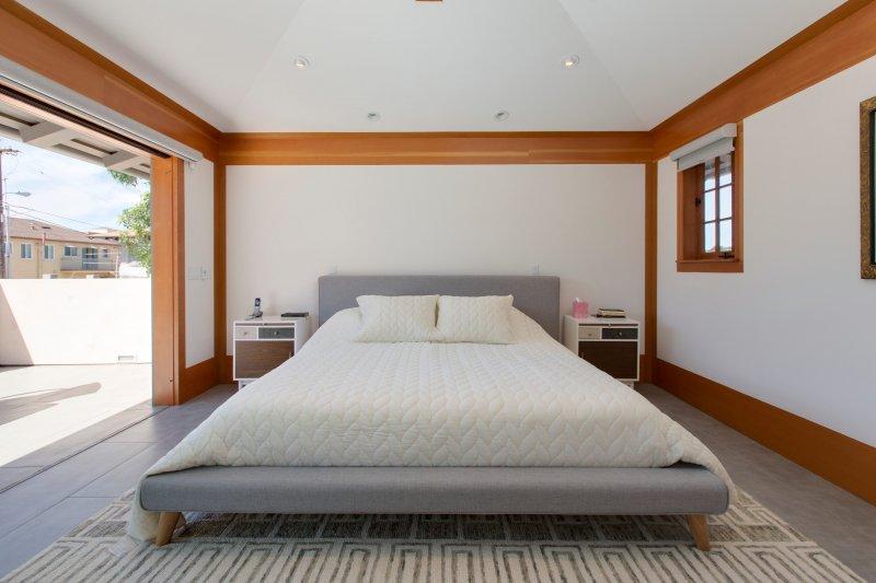 Modern Master Bedroom Interpretation