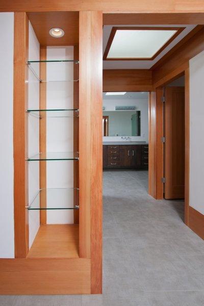 Modern Master Bathroom Interpretation