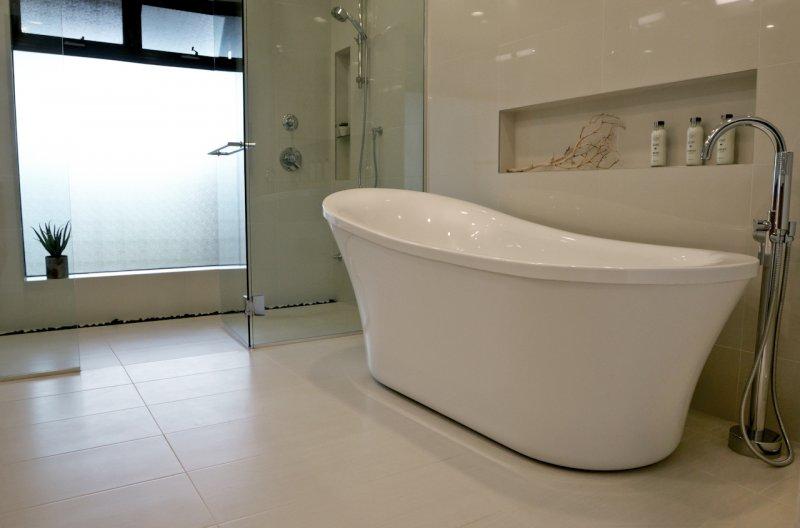 Impressive Freestanding Tub