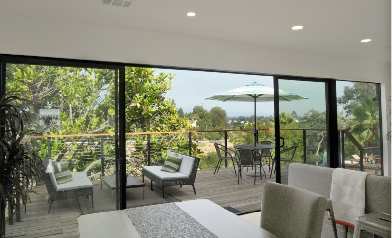Indoor Outdoor With Canyon View