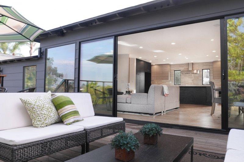 Outside Inside Contemporary Living