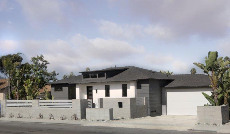 Sophisticated Contemporary Concrete Profile