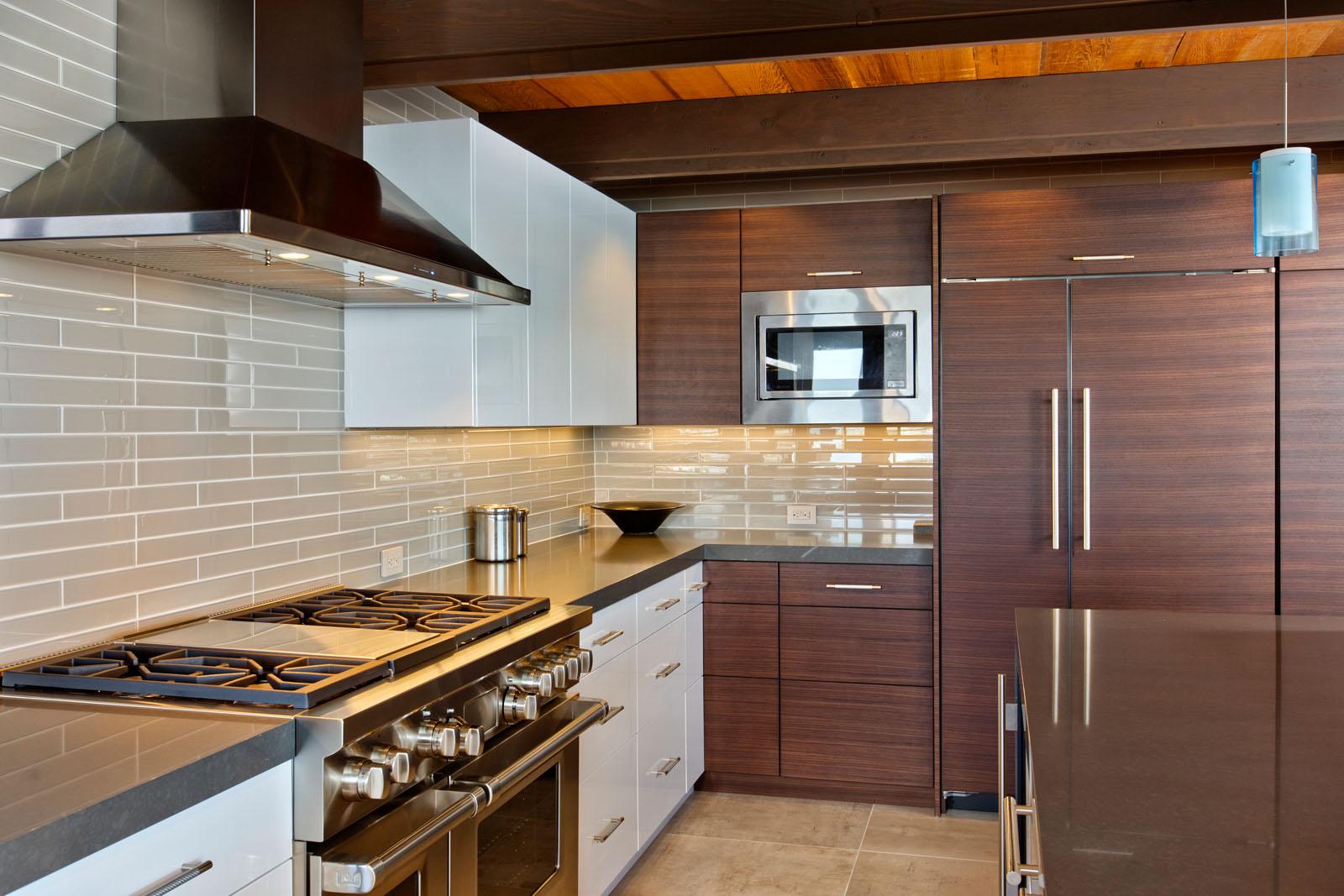 Modern Kitchen & Contemporary Appliances